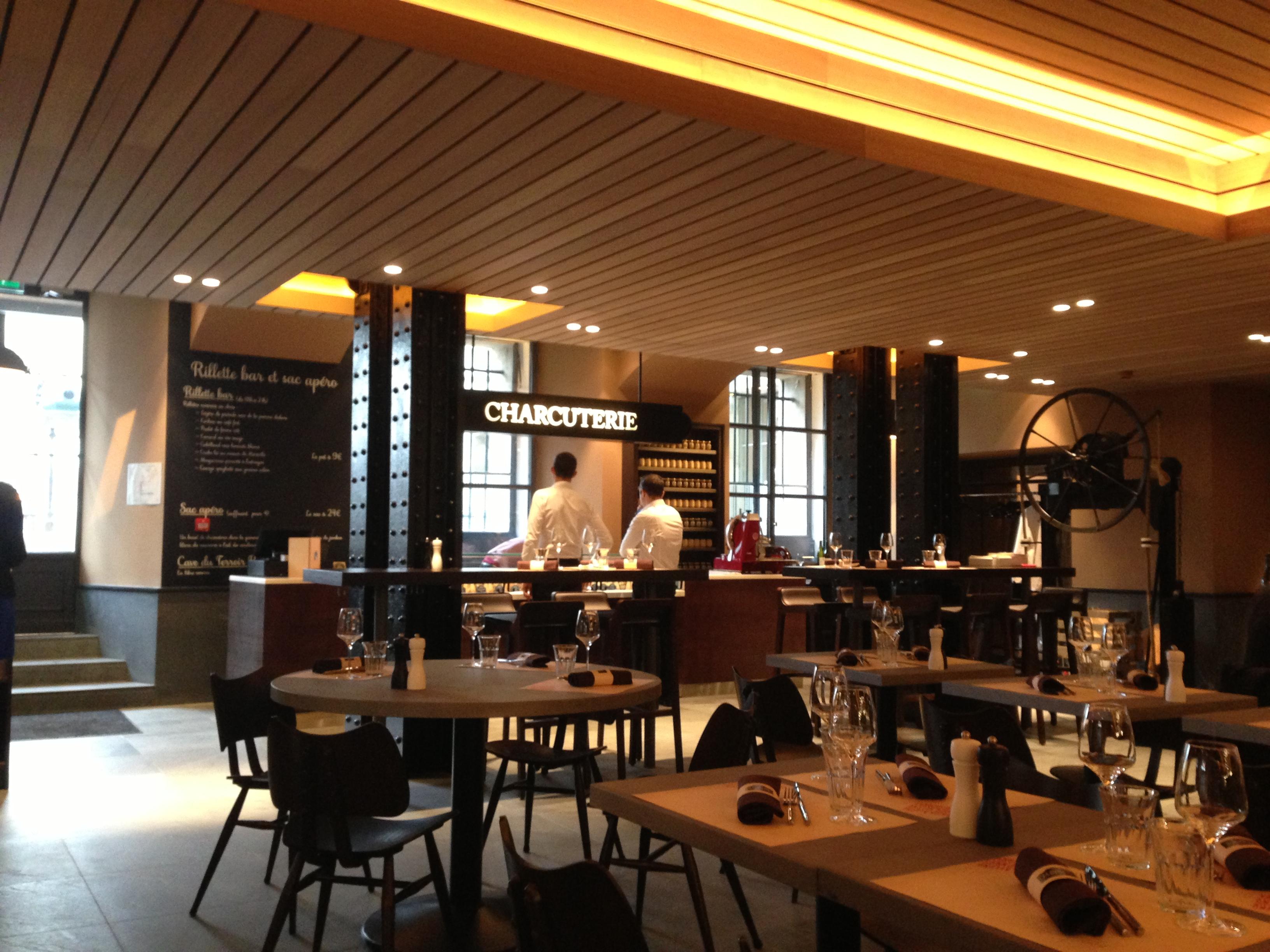 Your Concierge Tested For U The New Terroir Parisien Of Yannick