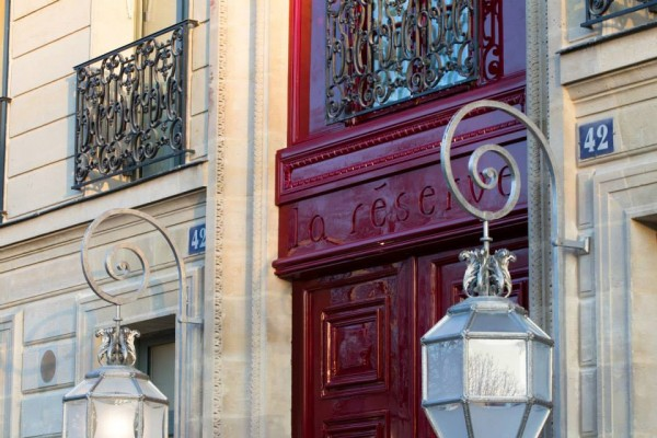 la reserve conciergerie luxe paris