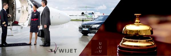 wijet airfrance conciergerie luxe paris
